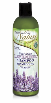 Nourishing Lavender Shampoo by Conceived by Nature - 11.5 oz