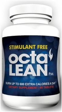 OctaLean PM Stimulant Free by Core Health Innovations - 60 Tablets