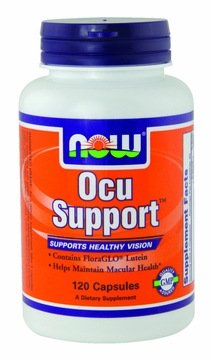 Now Foods Ocu Support - 120 Capsules