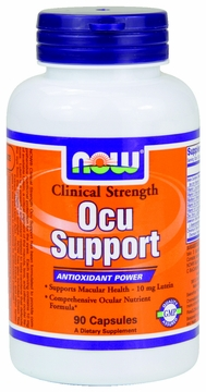 Now Foods Ocu Support Clinical Strength - 90 Capsules