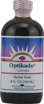 Optikade Herbal Tonic by Heritage Store - 8 oz