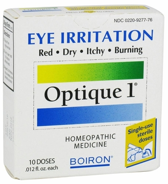 Optique 1 Eye Drops by Boiron - 10 Doses