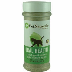 Pet Naturals of Vermont Oral Health for Cats - 5 Ounces