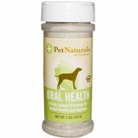 Pet Naturals of Vermont Oral Health for Dogs - 5 Ounces
