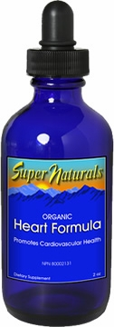 Organic Heart Formula by Super Naturals - 2 oz. (Formerly Wings Formula by Nature's Cure)