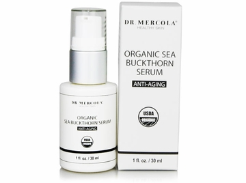 Organic Sea Buckthorn Anti-Aging Serum by Mercola - 1 oz