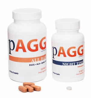pAGG Weightloss System by NewHealth Solutions - 30 Day Supply (90 All Day Tablets + 30 Night Time Tablets)