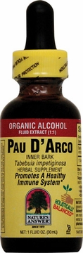 Pau d' Arco by Nature's Answer - 1oz.