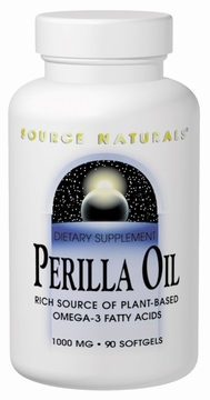 Source Naturals Perilla Oil 1000 mg - 90 Softgels