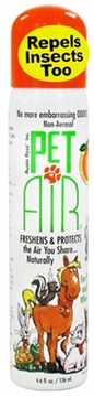 Pet Air Spray Neutralizer and Repellent by Mia Rose - 4.6oz.