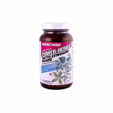 Phyto Estrogen Power by Nature's Herbs - 150 Capsules