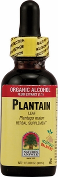 Plantain Leaf by Nature's Answer - 1oz.