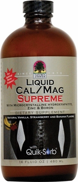 Platinum Liquid Calcium and Magnesium by Nature's Answer - 16oz.