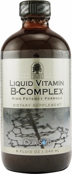 Platinum Liquid Vitamin B-Complex by Nature's Answer - 8oz.