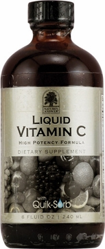 Platinum Liquid Vitamin C by Nature's Answer - 8oz.