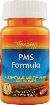 Thompson Nutritional PMS Formula - 60 Tablets