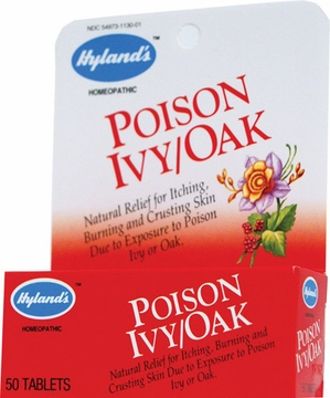 Poison Ivy/Oak by Hylands - 50 Tablets