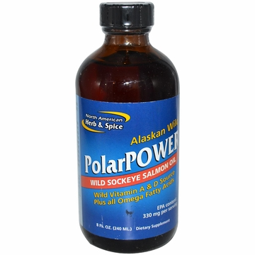 North American Herb & Spice PolarPower - 8 Fluid Ounces