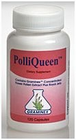 Graminex PolliQueen Flower Pollen Extract & Royal Jelly - 120 Capsules