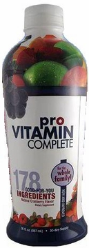 Pro  Vitamin Complete (Whole Food) by Pro Image International - 30oz.