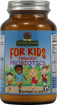 Probiotics For Kids by Nature's Answer - 2oz.