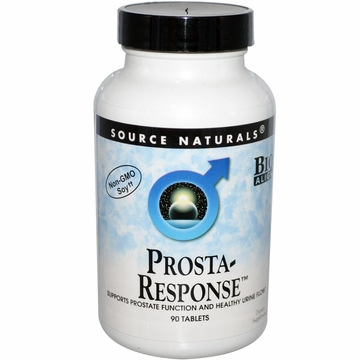 Source Naturals Prosta-Response Bio-Aligned Formula - 90 Tablets