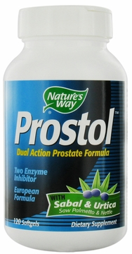 Prostol by Nature's Way - 120 Softgels
