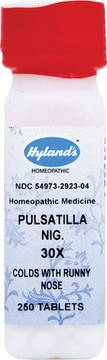 Pulsatilla 30X by Hylands - 250 Tablets