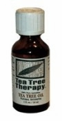 Tea Tree Therapy Tea Tree Oil Natural Antiseptic -1 Fluid Ounce