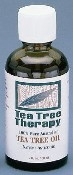 Tea Tree Therapy Tea Tree Oil Natural Antiseptic -2 Fluid Ounces