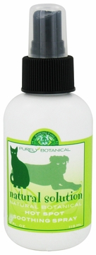 Purely Botanical Hot Spot Healing Spray for Cats and Dogs by Dancing Paws - 4oz.