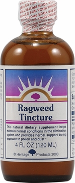 Ragweed Tincture by Heritage Store - 4oz.