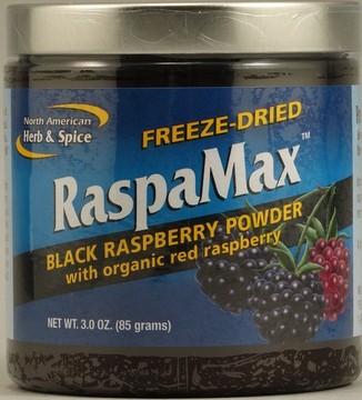 North American Herb & Spice RaspaMax - 3 Ounces