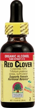 Red Clover by Nature's Answer - 1oz.