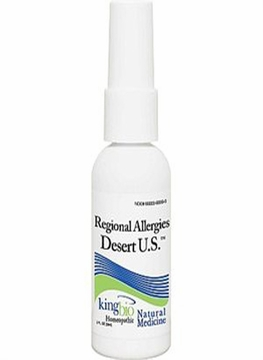 Regional Allergies Desert by King Bio - 2oz.