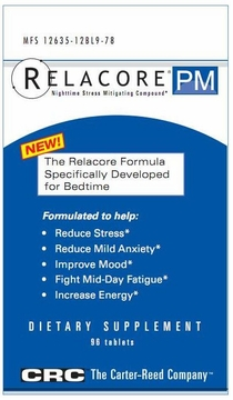 Relacore PM by Carter-Reed Company - 96 Tablets