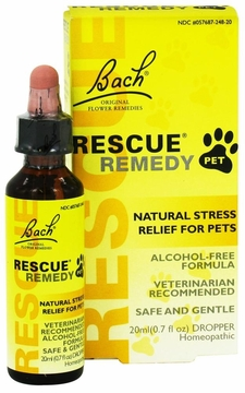 Rescue Remedy Pet by Bach Flower Essences - 20 ml