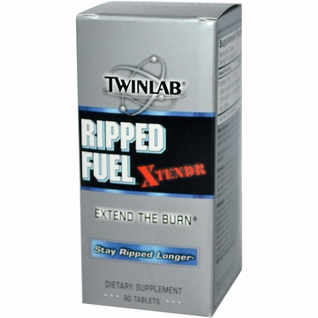 Twinlab Ripped Fuel Xtendr - 90 Tablets