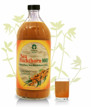 Sea Buckthorn 100 by Genesis Today - 32 oz
