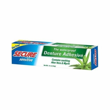 Secure Denture Adhesive Sensitive by Secure - 1.4oz.