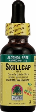 Skullcap Herb by Nature's Answer - 1oz.