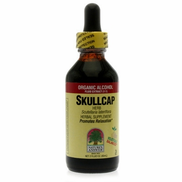 Skullcap Herb Extract Liquid by Nature's Answer - 1oz.