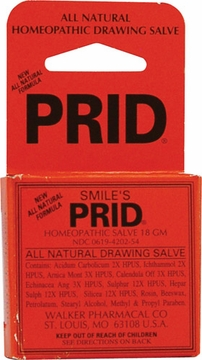 Smiles Prid Drawing Salve by Hylands - 18 Grams
