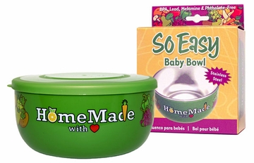 Fresh Baby LLC So Easy Baby Bowl