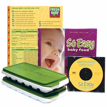 Fresh Baby LLC So Easy Baby Food Kit