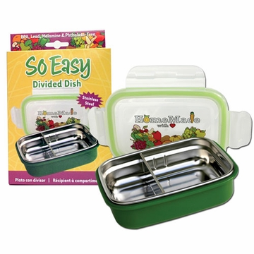 Fresh Baby LLC So Easy Divided Dish