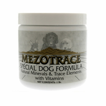 Mezotrace Special Dog Formula Powder - 16 Ounces