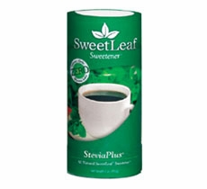 Sweetleaf Stevia Plus Powder - 4 Ounces