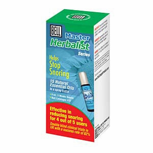 Stop Snoring Spray (Helps Stop Snoring) by Bell Lifestyle Products Inc. - 9ml