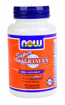 Now Foods Super Citrimax - 90 Capsules
